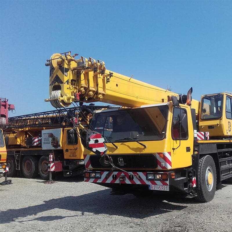 Demag City Class 40 ton