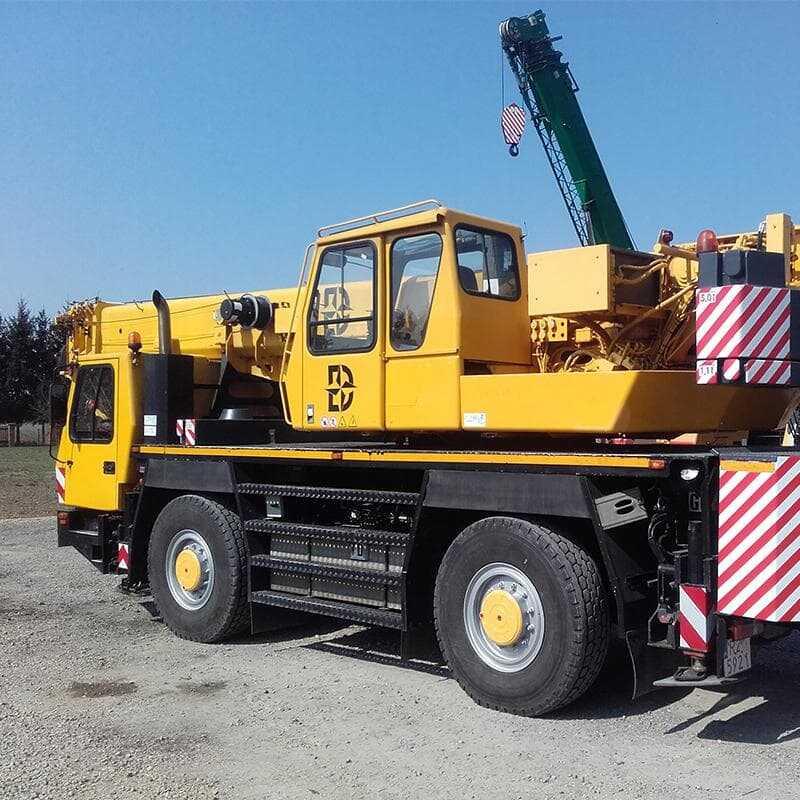 Grove 35 ton